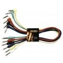 Hot Wire Premium Jack a pipa Mono Ø 6.3 Mm - Jack Mono Ø 6.3 Mm Gewa